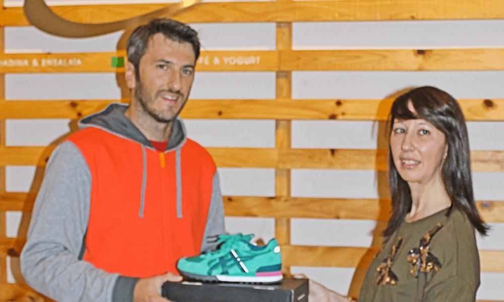 Ya tenemos ganadora de las zapatillas de moda!