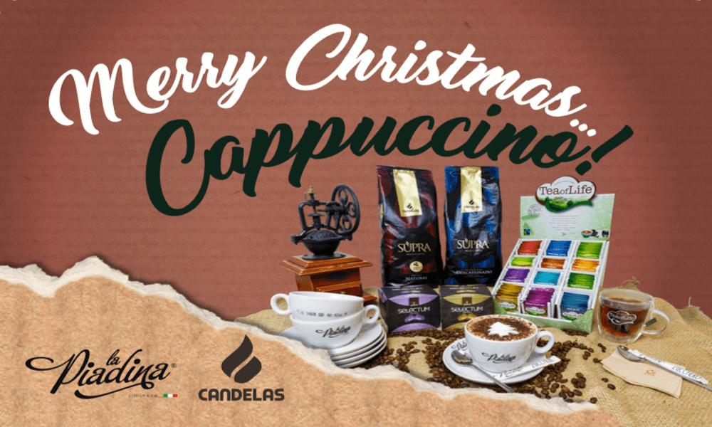 Merry Christmas… Cappuccino!