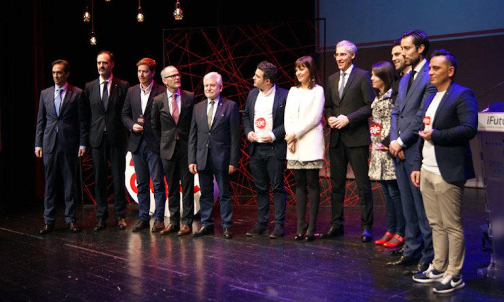 Premios AJE Galicia 2016