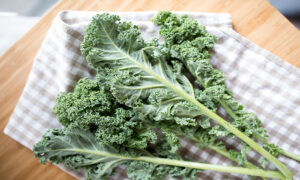 Kale el súper alimento de moda