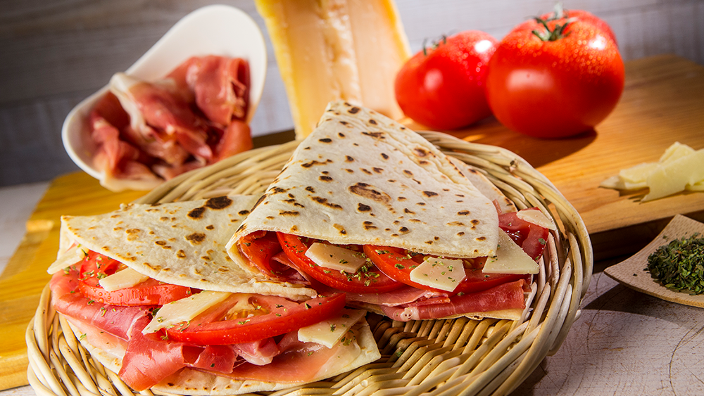 Piadinas Favoritas