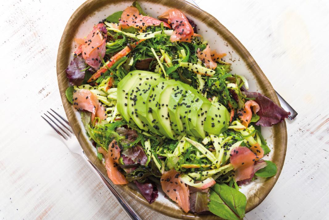 dieta salmon