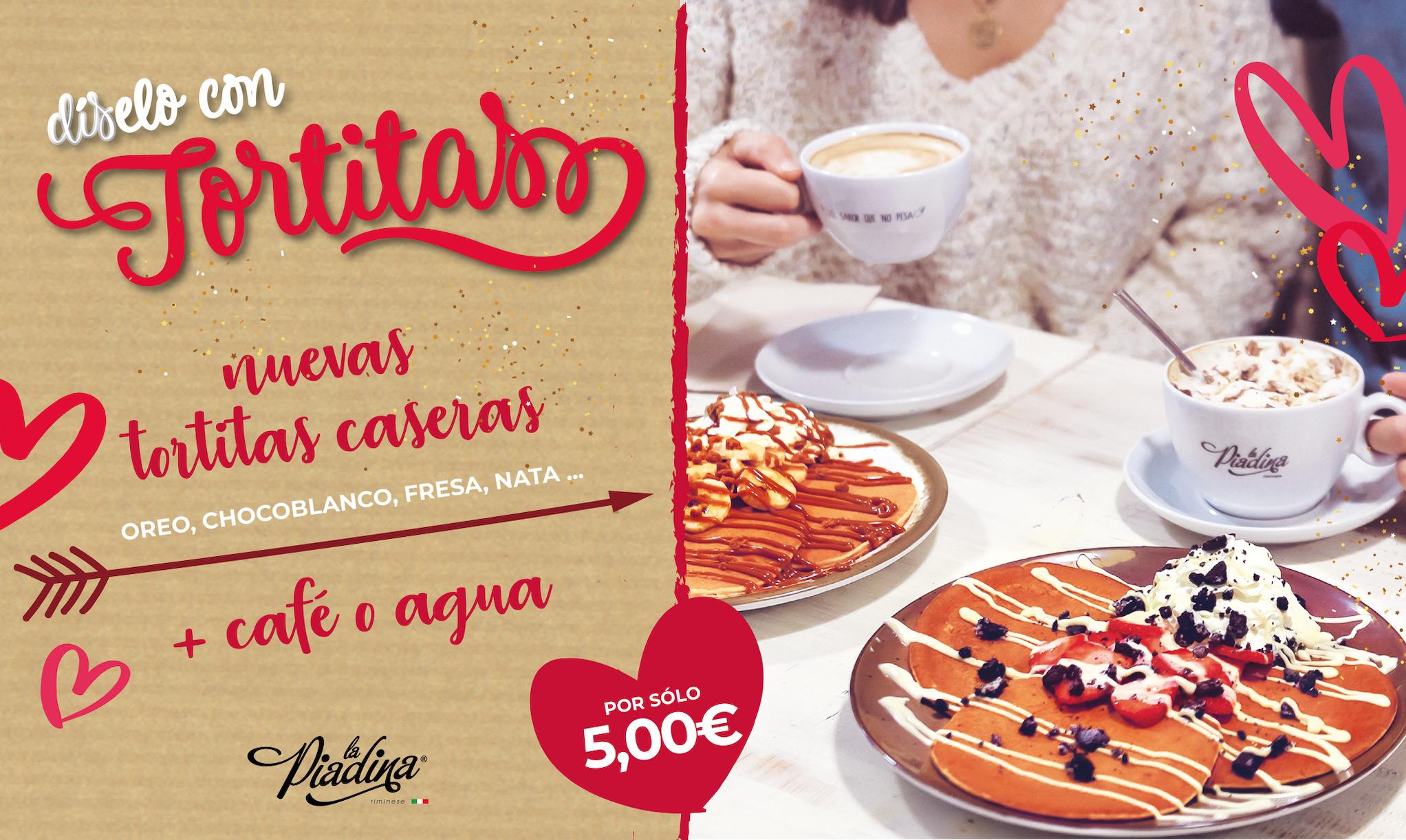 Tortitas Caseras