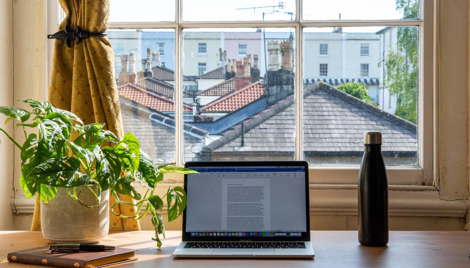 5 tips para trabajar desde casa y ser igual de productivo que en la oficina