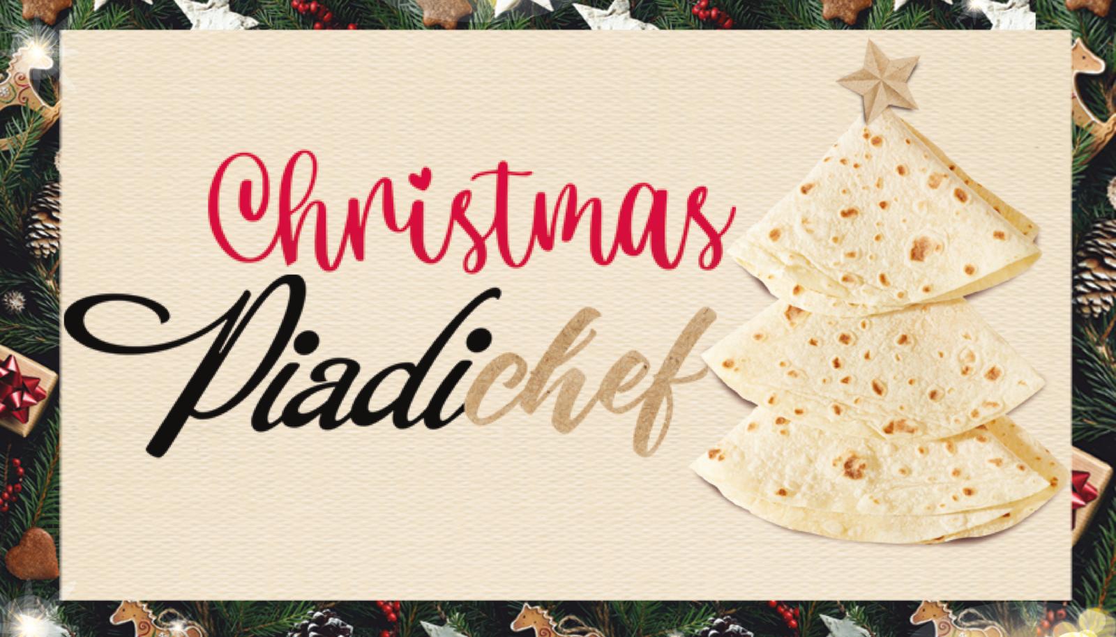 ¡Christmas Piadichef!