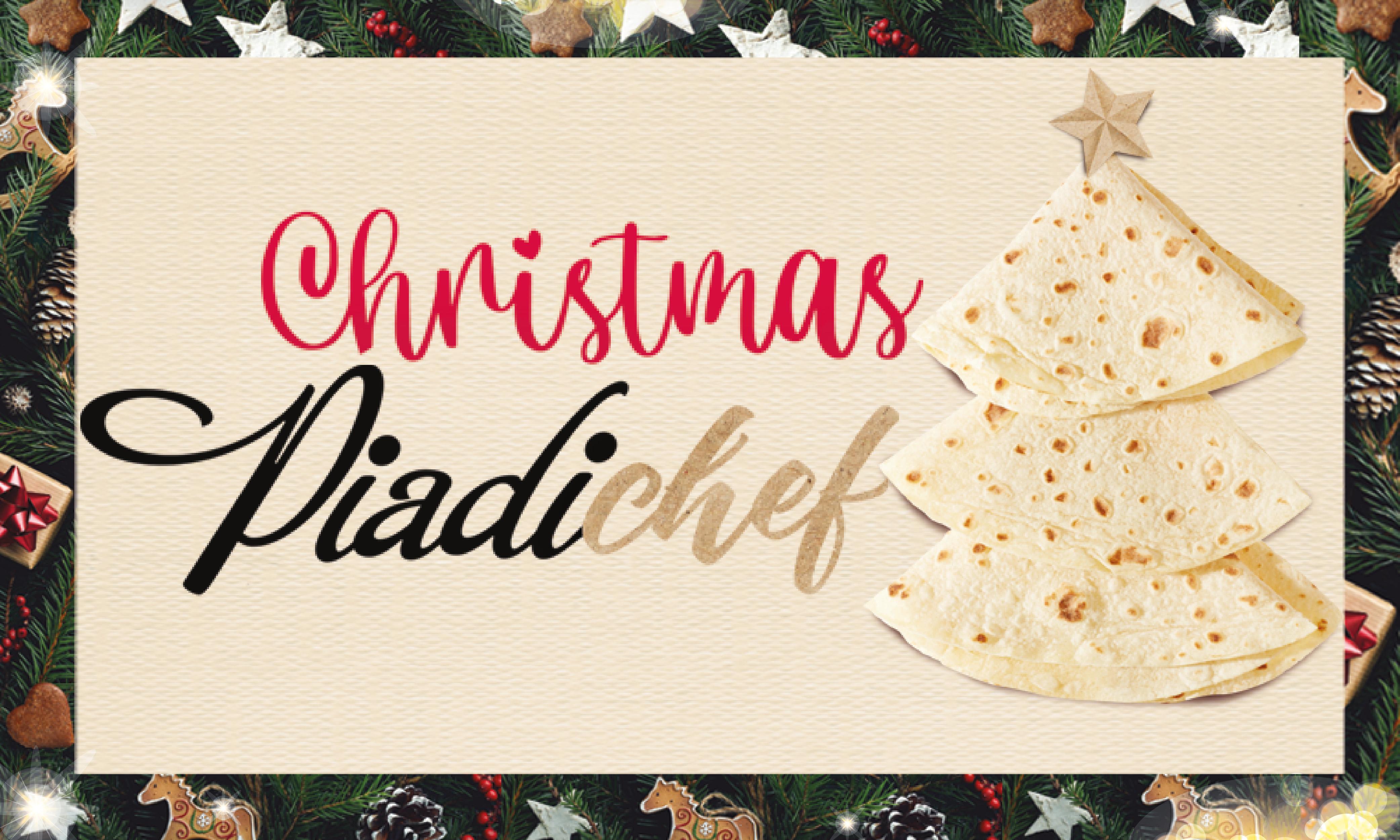 Christmas Piadichef